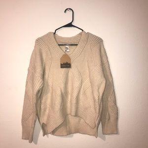 NWT Warm Fuzzy Sweater